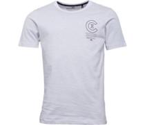 Herren Bravo T-Shirt White