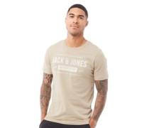 T-Shirt Steingrau