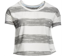 Damen Rasine Stripe T-Shirt Naturweiß