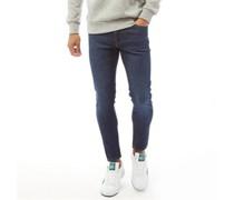 Malone Skinny Jeans Dunkel