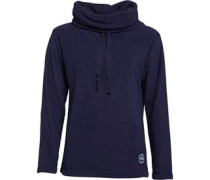 Board Angels Damen Fleece Blau
