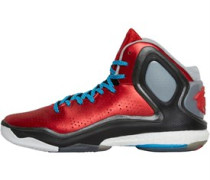 adidas Herren D 5 Boost Brenda Basketball Solar Sneakers Mehrfarbig
