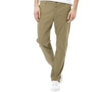 Herren Sharp Chinos mit Slim Passform Khaki