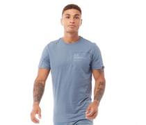 Brennick T-Shirt Blau