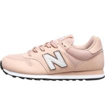 500 Sneakers Hellrosa