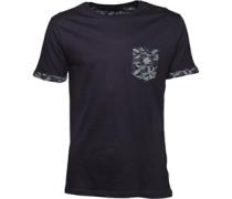 Herren Jarvis T-Shirt Dunkelblau