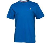 U.S. POLO ASSN. Herren Legacy T-Shirt Blau