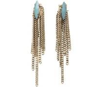 Pieces Damen Vala Earrings Gold 0 Gold