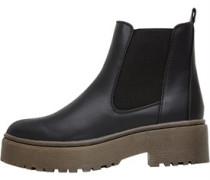 Only Damen Bree Ankle Stiefel Black