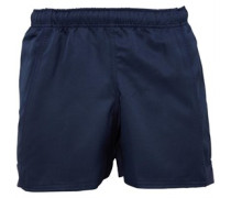 Canterbury Mens Advantage Poly Twill Rugby Short Navy