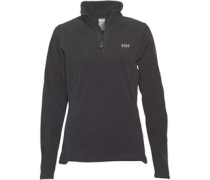Damen Daybreaker Micro Fleece Schwarz