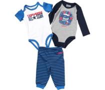 Baby Jungen Babykleidung Mehrfarbig