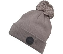 Converse Knitted Bobble Hat Grey