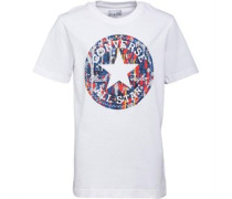 Converse Junior Chuck Fill T-Shirt White