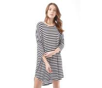 Damen Spirit 3/4 Stripe Kleid Cloud Dancer 1
