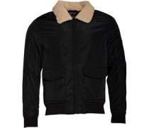Herren Mac Harrington Harrington Jacke Schwarz