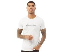 FCUK Centre Scribble T-Shirt