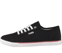 Herren Freizeit Schuhe Schwarz
