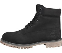 Timberland Mens 6 Inch Premium Boot Black