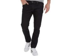 Herren Tepphar 0604B Jeans mit zulaufendem Bein Indigo
