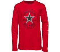Jungen All Star T-Shirt Rot