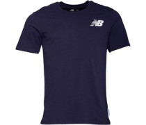 Herren Logo Graphic T-Shirt Navy