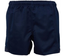 Canterbury Mens Advantage Poly Twill Rugby Short Royal
