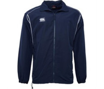 Canterbury Mens Classic Poly Track Jacket Navy