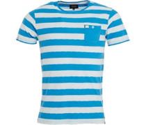 Herren Lucas T-Shirt Blau