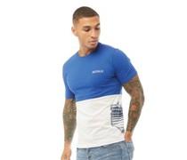Wes T-Shirt Blau