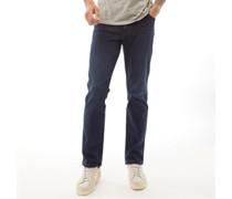 Texas Jeans mit geradem Bein Dunkel