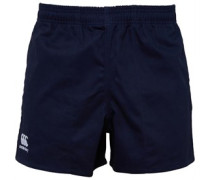 Canterbury Mens Professional Cotton Rugby Short Navy