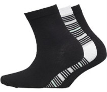 French Connection Damen Socken Mehrfarbig