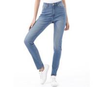 Cheap Monday Womens High Snap Skinny Jeans Fresh