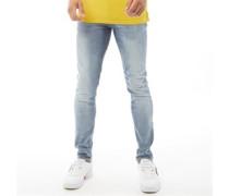 Eddie Jeans in Slim Passform Denim