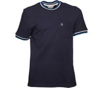 Original Penguin Mens Tour T-Shirt Dark Sapphire