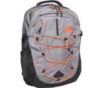 THE NORTH FACE Womens Borealis 25L Day Pack Rucksack Dapple Grey Heather
