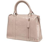 Little Mistress Womens Handheld Bag Taupe
