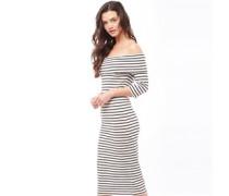 Damen Kenya 3/4 Length Kleid Weiß