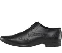 Herren Wing Schuhe Schwarz