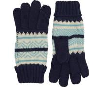 Handschuhe Navy