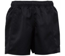 Canterbury Mens Advantage Poly Twill Rugby Short Black