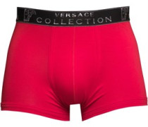 Versace Mens Boxers Red
