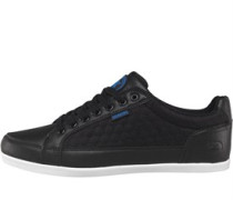 Herren Napa Quilt Sneakers Black