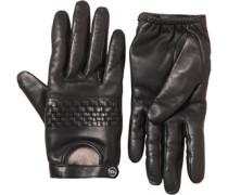 UGG Australia Womens Rylie Driver Glove Black Metallic