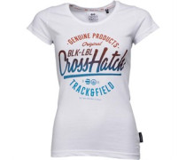 Deidre LDS CH Track& Field T-Shirt Natur