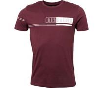 Cohen T-Shirt Kastanienbraun