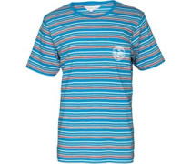 Kangaroo Poo Herren T-Shirt Blau
