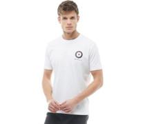 Target T-Shirt Weiß