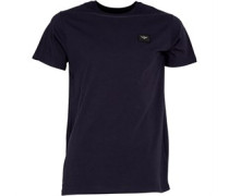 Creative Recreation Herren Wilshire 115 T-Shirt Navy